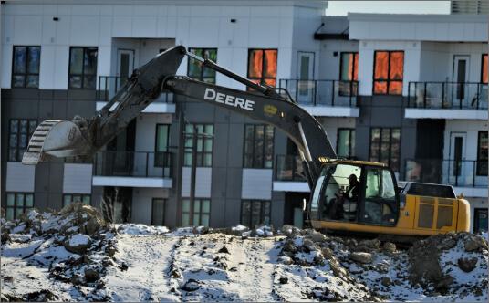 Excavator Demolition